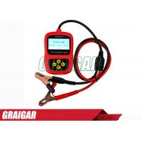 Cheap Handheld Vehicle Diagnostic Tools , Car Battery Tester MICRO-100 Conductance Tester wholesale