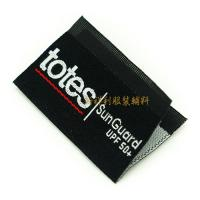 Centerfold Custom Woven Tags For Clothing , Woven Brand Labels Low Minimum