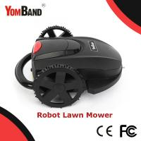 Cheap 24V Automatic Lawn Mower Smart Robot Grass Cutter Machine YB-M13-320 With Brush wholesale
