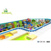 Buy cheap Unique Themed Playground Equipment City Theme Park TUV PN-EN1176 CE SGS from wholesalers