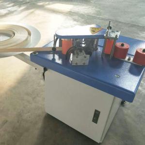 Cheap Portable manual pvc wood edge banding tape making machine woodworking wholesale