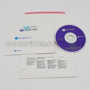 Cheap windows 10 pro 64 bit dvd Russian Windows 10 Oem Professional Dvd Genuine License microsoft windows 10 pro 64bit oem wholesale