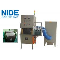 Cheap 2 Poles stepping motor Stator slot Powder Coating And Recycling Machine wholesale