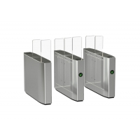 Buy cheap High security fingerprint pedestrian face recognition access control turnstile from wholesalers