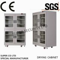 Stainless Low Humidity Electronic Dry Cabinet , 85V - 265V LED Display