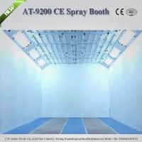 Buy cheap AT-9200 CE Approved Spray Booth,Car Paint Booth,Auto Spray Booth Garage Equipmen from wholesalers