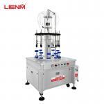 30ml 60ml 100ml 80ml 20ml glass bottle rotary 10/8 nozzles automatic spray