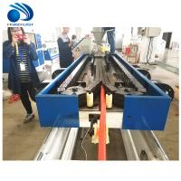 Cheap High Speed Corrugated Pipe Making Machine Line For Water Soft Hose Tube wholesale