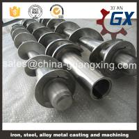 Cheap single screw barrel for extruder PE PP PVC/ screw barrel for PP PE PVC/ PP PE PVC wholesale