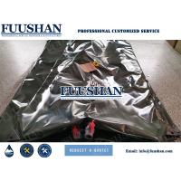 China Fuushan 6000L Tarpaulin Flexible Water Storage Pillow Tank on sale