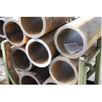 Cheap Varnish Hydraulic Cylinder ASTM A519 Pipe , Cold Drawn Precision Steel Tubes wholesale