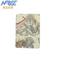 Cheap Ereader Wifi 3G Kindle Paperwhite Tablet Leather Cases World Map Pattern wholesale