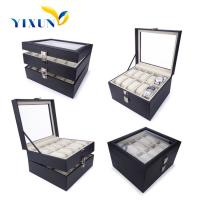 Hot selling gift box for watch,pu leather watch box/luxury watch box/cheap watch box