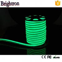 Cheap clear warm white environment-friendly CE approved sparkle cable strip cutable RGB led neon flex rope light wholesale
