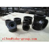 Cheap ALLOY C-276 forged threaded tee wholesale