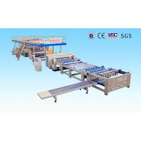 China Low Price High Speed 2/3 Layer Corrugated Paper Making Machine on sale