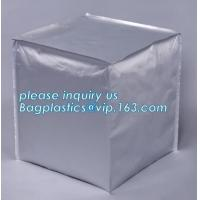 Cheap Aseptic Liners And IBC Containers Foil Heat Induction Seal Liners For PE PP Containers wholesale