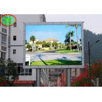 Cheap 2500nits Brightness Outdoor Full Color LED Display Physicial Pitch 6 For Exhibitions wholesale