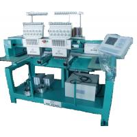 Buy cheap 2 heads cap/t-shirt embroidery machine - HFII-C902 from wholesalers