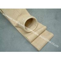 Cheap Asphalt Mixing Plant Dust Collector Filter Bags , Nomex Filter Bags For Dust Cleaning wholesale