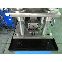 Cheap Cassette Type Solar Roll Forming Machine High Speed 0-30m/min wholesale