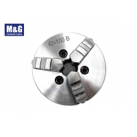 Buy cheap Machine Tool Accessories K01 3 Jaws Plain Back Self-centering Chucks from wholesalers