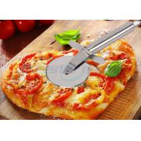 Buy cheap Sanding Polishing Stainless Steel Pizza Cutter With Handle Filler 198 x 67 x from wholesalers