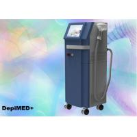 Cheap Women 808nm Diode Laser Hair Removal Machine 10Hz 10 - 1500ms Pulses FCC wholesale