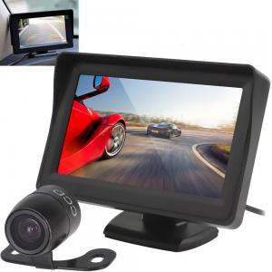 Cheap 4.3 Inch TFT Screen Car Rear View Monitor 640x480 Resolution 430DA-C1 wholesale
