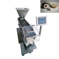 Cheap Economic Electronic Pill Capsule Counting and Filling Machine Solid state For Pharmaceutical Packing Machine wholesale