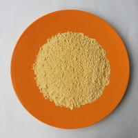 Cheap Degradable Material Melamine Bamboo Powder Dark Yellow Food Grade wholesale