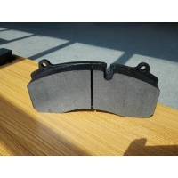 Cheap BY2043 High Performance Customized commercial vehicle Brake Pads No dust, No noise wholesale