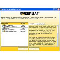 Cheap New version Caterpillar SIS cat SIS 2018.04 full parts and repair with 3D Graphics on USB Hard Disk wholesale