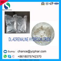 Cheap China Supply High Quality Steroid Hormone Powder DL-ADRENALINE HYDROCHLORIDE CAS 329-63-5 wholesale