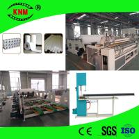 Buy cheap high speed automtic perforating and rewinding toilet paper machine from wholesalers