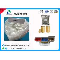 Buy cheap 99% Nootropic Raw Powder Melatonine/ Health Care Product Melatonin for Well from wholesalers