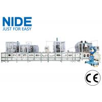 Cheap full aotumatic coil winding mahcine stator production line for  three phase washing machine wholesale