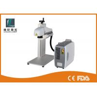 3D Dynamic Focus Metal Laser Marking Machine 200 X 200mm Lens For IPhone Cell