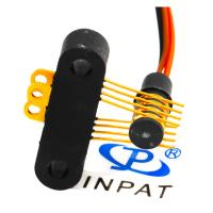 Cheap Flexible Separate Slip Ring 4 Circuits 360° Continuous Rotating Transmisison wholesale