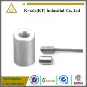 Cheap Aluminium Stop Sleeves,Aluminum ferrules, aluminum stopper wholesale