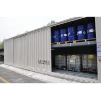 Cheap Shelf Type Walk In Explosion Proof Container For Chemical Waste Temporary Storage wholesale