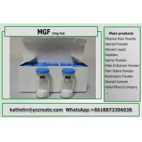 Cheap Bodybuilding Injectable Lyophilized Peptides MGF / Mechano Growth Factor Powder For Muscle Growth wholesale