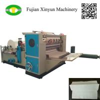 Cheap High speed automatic three fold hand towel paper making machine wholesale