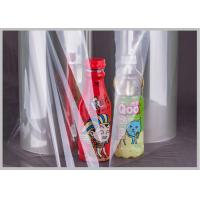 China Plastic Packing Petg Heat Shrink Wrap Film Friendly Environment In Clear on sale