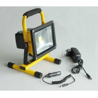 Cheap 20W led flood light portable with battery wholesale