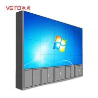 China 4x4 Commercial LCD Advertising Display 49 Inch Seamless 4K 6ms Responding Time on sale
