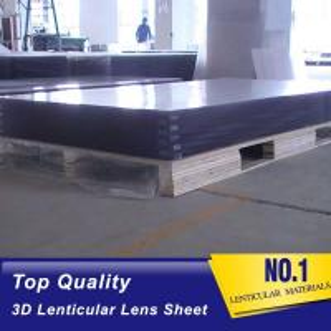 Cheap lenticular sheet 25 lpi-plastic lenticular 25 lpi lens material-large size lenticular sheets for digital 3d printer wholesale