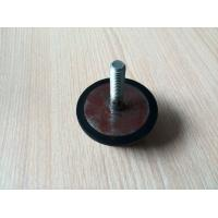 Cheap NBR NR EPDM Rubber Vibration Damper with Trapezoidal Section , High Flexibility wholesale