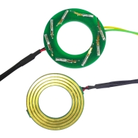 Buy cheap JINPAT Pancake Slip Ring,Long life 300VAC 0~8rpm maintenance free,for Constructi from wholesalers