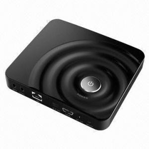 Cheap IPTV Box, IP-sharing 4.0 System, DVB-S2 FTA + CA Google's Android Applications wholesale